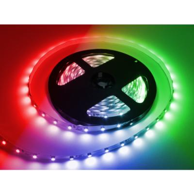 WODOSZCZELNA TAŚMA LED RGB Epistar 5050 300LED 5mb IP67 NANO
