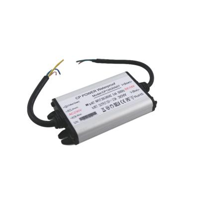 Zasilacz MONTAŻOWY CP Power LED 12V / 30W / 2.5A / wodoodporny / super płaski - IP67