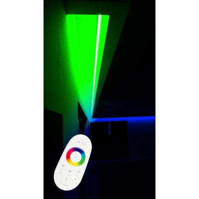 SUFIT LED RGBW +ZIMNOBIAŁY Z PILOTEM DOTYKOWYM / 30metrów