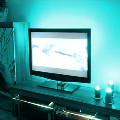 PODŚWIETLENIE LED TELEWIZORA OŚWIETLENIE LED TV / TURKUSOWY