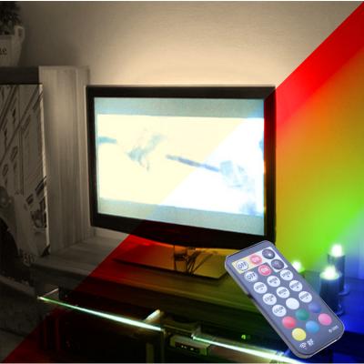 """PODŚWIETLENIE TV LED RGB+Biały Neutral PILOT RADIOWY max 55"""""""