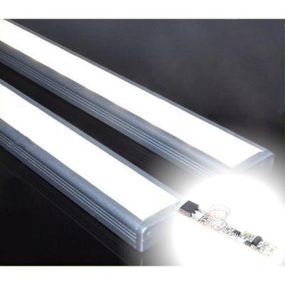 LISTWA LED PODSZAFKOWA Semi 50cm / diody 3528 / biała neutralna + ŚCIEMNIACZ