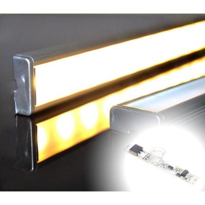 LISTWA LED Semi 2835 / 1320 LUMENÓW / biała ciepła / 100cm + ŚCIEMNIACZ
