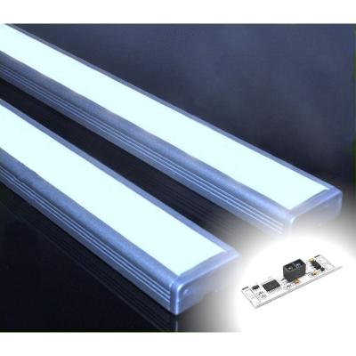 LISTWA LED PODSZAFKOWA Semi 100cm / diody 3528 / biała zimna + WYŁĄCZNIK