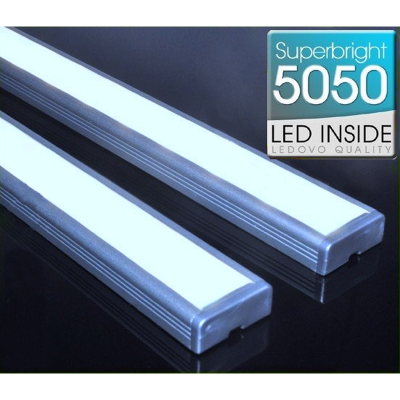 LISTWA LED Semi 5050 / 440 LUMENÓW / zimnobiała / 50cm