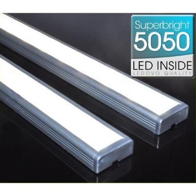 LISTWA LED Semi 5050 / 440 LUMENÓW / biała neutralna / 50cm