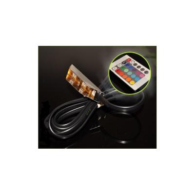 KLIPS LED Ledovo FLUX / KLIPS RGB/ kabel czarny