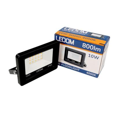 Naświetlacz LEDOM 10W 800lm dzienny IP65