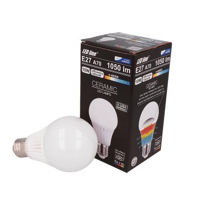 Żarówka LED LEDLINE E27 duży gwint A55 CSP 10W 1050lm biała dzienna