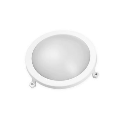 PLAFON LEDOM okrągły BULKHEAD 6W Biały Neutralny IP65 420lm 4000K