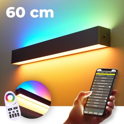 Kinkiet cyfrowy RGB Bengrants Digit Vision 60cm