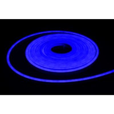 Neon LED niebieski 9W/m 320lm IP65 rolka 5mb