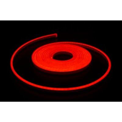 Neon LED czerwony 9W/m 320lm IP65 rolka 5mb