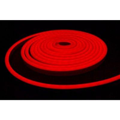 Neon LED czerwony 12W/m 350lm IP65 rolka 5mb