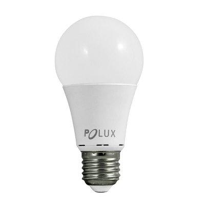 Żarówka LED Polux E27 duży gwint A60 10W 810lm biała ciepła mleczna