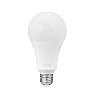 Żarówka LED Polux E27 duży gwint A80 20W 2000lm biała ciepła mleczna