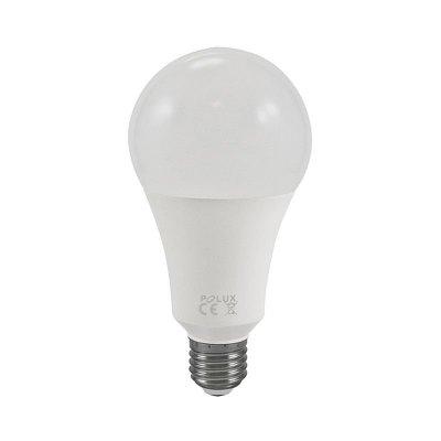 Żarówka LED Polux E27 duży gwint A80 20W 2000lm biała zimna mleczna