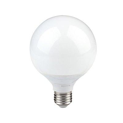 Żarówka LED Polux E27 duży gwint G95 14W 1250lm biała ciepła mleczna