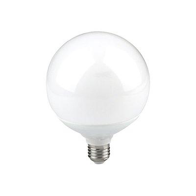 Żarówka LED Polux E27 duży gwint G125 16W 1521lm biała ciepła mleczna