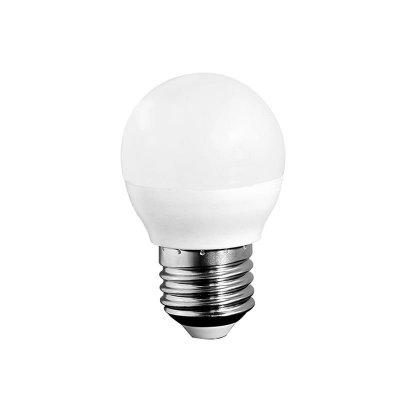 Żarówka LED Polux E27 duży gwint G45 3,2W 250lm biała ciepła mleczna