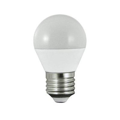 Żarówka LED Polux E27 duży gwint G45 7W 640lm biała ciepła mleczna