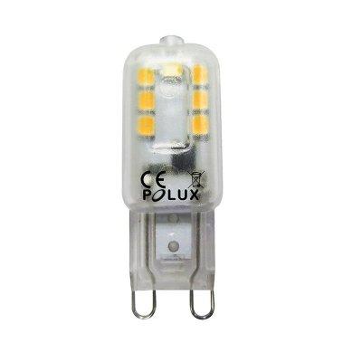 Żarówka LED Polux G9 2,5W 180lm biała ciepła