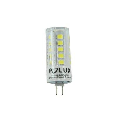 Żarówka LED Polux G4 3W 260lm 12V biała zimna