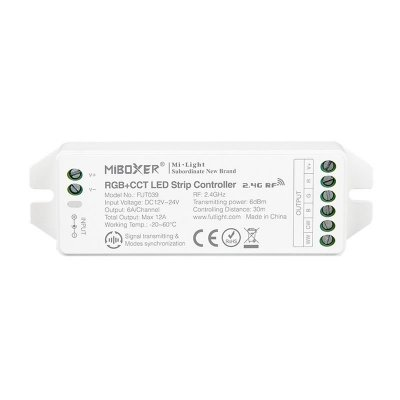 Inteligenty odbiornik Mi-Light RGB+CCT RF do rozbudowy zestawu 144W
