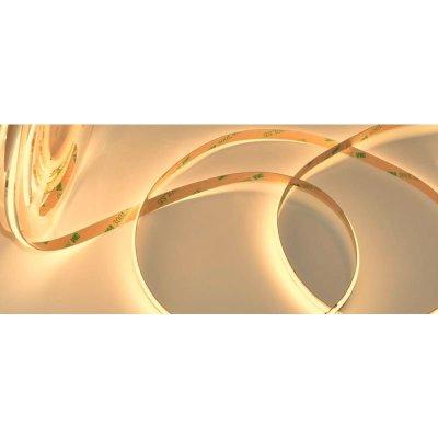 TAŚMA PREMIUM 528 LED COB / standard IP20/ ROLKA 5 m / 24V / BIAŁY CIEPŁY 3000K