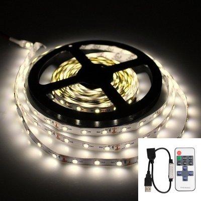 TAŚMA 150 LED / standard / 2 m / BIAŁY DZIENNY / USB / sterowana radiowo