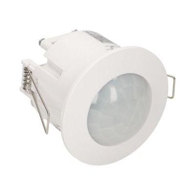 Czujnik ruchu PIR do sufitów podwieszanych 360° IP20 1200W biały