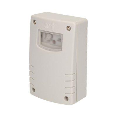 Czujnik zmierzchowy IP44 1200W biały